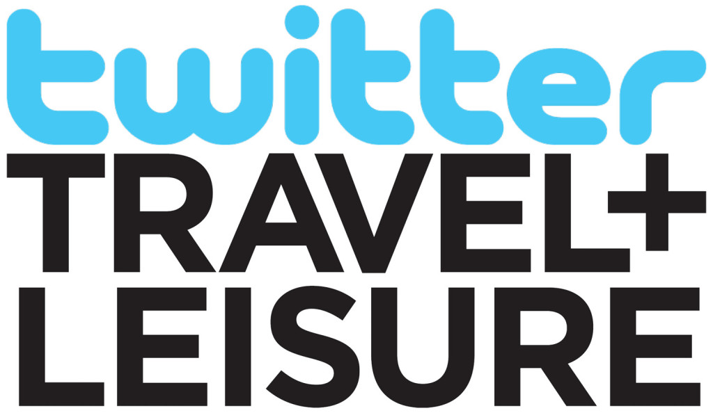 Twitter & Travel + Leisure logo