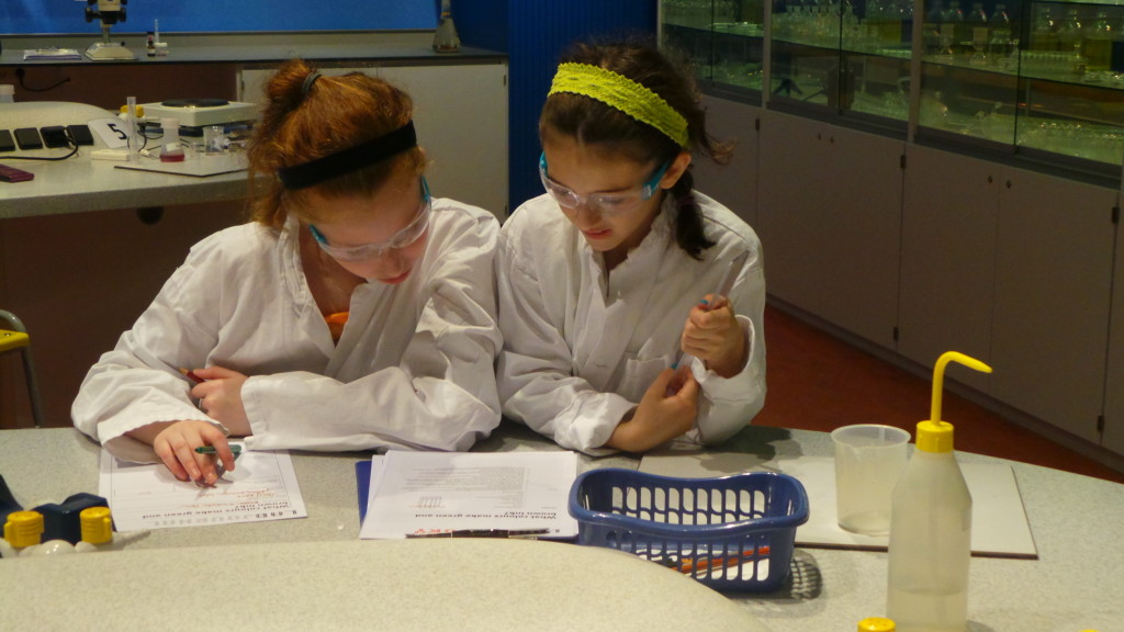 kids at nemo science center