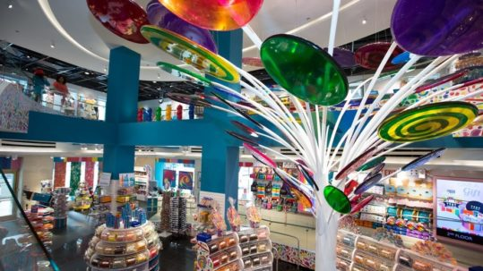 Dylan's Candy Bar Chicago